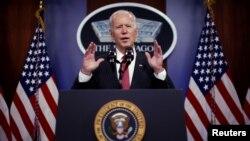 جو بایدن، رئیس جمهوری امریکا
