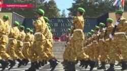 """9 мая в Душанбе: парад – официально, """"Бессмертный полк"""" – без разрешения властей"""