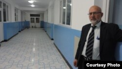 Dr. Nader Alemi, the founder of Alemi Neuro Psychiatric Hospital in Mazar-i Sharif
