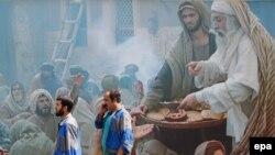 "Tähranda ""Muhammed"" filminiň bildirişi."