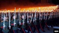 Лозунг «Долой империализм» в Пхеньяне считают сегодня актуальным как никогда. Празднование 80-летия одноименного движения