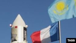 ایستگاه پرتاب بایکنور در کشور قزاقستان قرار دارد.