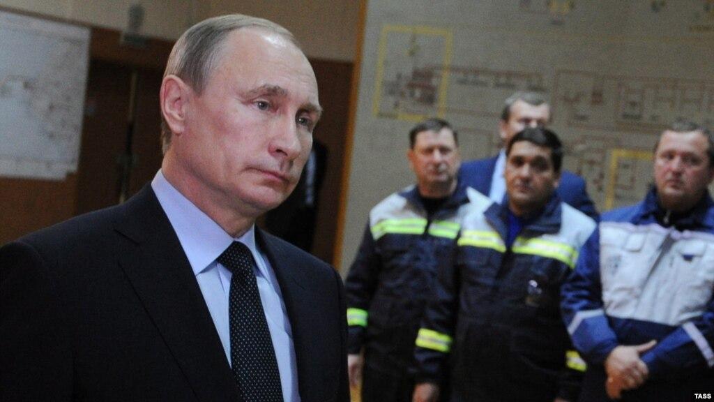 УКриму збираються запустити другу чергу енергомосту зРосії