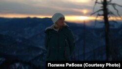 Журналист Полина Рябова
