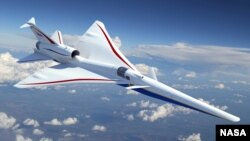 مدل ناسا از هواپیمایی که طرح ساخت آن وجود دارد