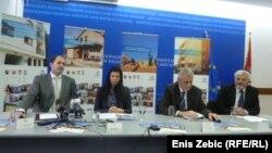 Sa predstavljanja Regionalnog programa u Zagrebu, 13. ožujak 2013.