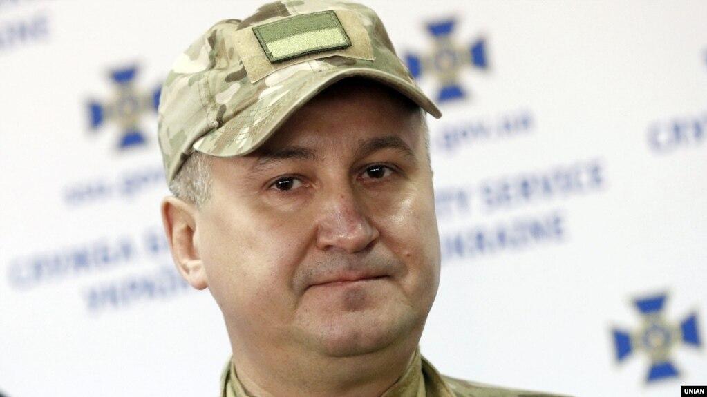 Глава Службы безопасности Украины Василий Грицак