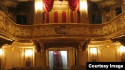 Санкт-Петербург. Театр в Юсуповском дворце