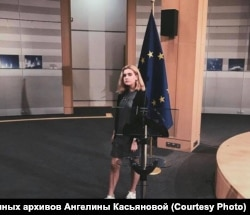 Ангелина Касьянова