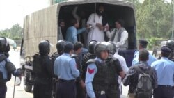Supporters Of Governor's Assassin Arrested After Clashes In Pakistan