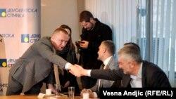 Sa sastanka opozicije