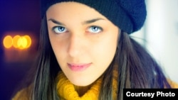 Теа Беговска, млада македонска режисерка.