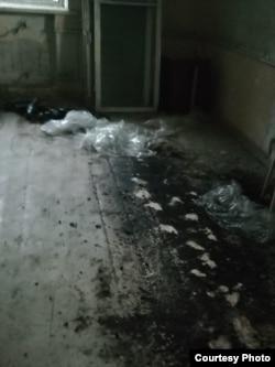 Общежитие в Красноярске, проданное РЖД вместе с жильцами