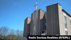 Ілюстративне фото: Будівля релігійної організації, Донецьк