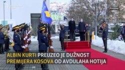 Kurti preuzeo dužnost premijera Kosova