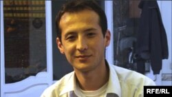 Jurnalist Alisher Soipov