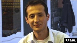 Журналист Алишер Соипов