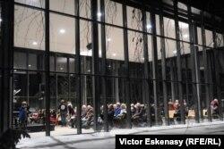 Sala de concerte din Parcul de sculpturi Waldfrieden, Wuppertal