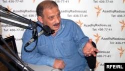 Новинарот Рауф Миркадиров.
