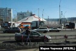 В Усть-Илимск приехал цирк