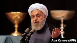 Иран президенті Хасан Роухани.