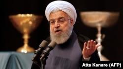 Иран президенті Хасан Роухани