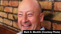 Марк Маклин, профессор Университета Линкольна.