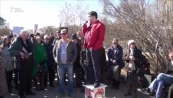 """Он нам не Димон"" в Иркутске"
