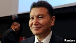 ՖԻԴԵ-ի վերըտրված նախագահ Կիրսան Իլյումժինով
