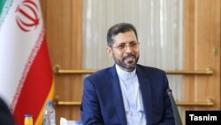 Iranian Foreign Ministery's new spokesman, Saeed Khatibazadeh, appointed on Sunday, August 16, 2020.