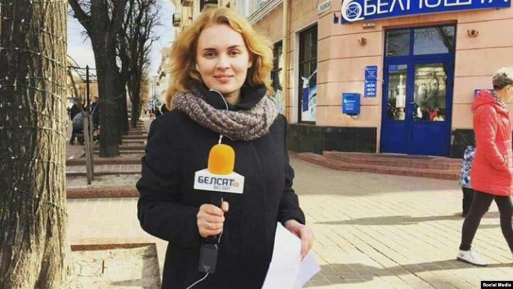 Two Independent Journalists In Belarus Fined For Working Without Accreditation