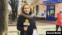 Ілюстрацыйнае фота. Незалежная журналістка Кацярына Андрэева