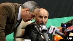 Раҳбарони шӯришиёни Либия