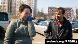 Наста Шулейка і Юры Ходас
