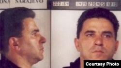Naser Keljmendi, fotografija iz policijskog dosjea, arhiv