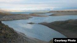 Қырғызстан аумағындағы Киров су қоймасы. (Көрнекі сурет.)