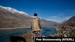 Памирские горы.