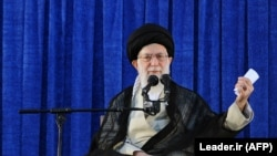 Ирандын жогорку лидери Аятолла Али Хаменеинин
