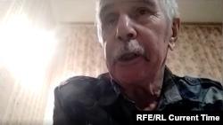 Петр Зујев, поранешен хор-директор од Калининград, секој месец од својата пензија плаќа дел како казна за учество на протести
