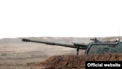 Ադրբեջանական բանակի զինտեխնիկան ռազմաճակատում, 27-ը սեպտեմբերի, 2020թ.