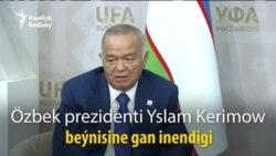 Özbek metbugaty prezidentiň saglygy barada dymýar