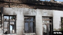 Aftermath Of Ethnic Violence In Osh