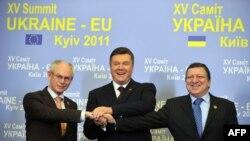 Саміт Україна – ЄС, 19 грудня 2011 року