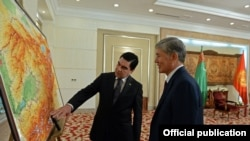 Бишкек. 5 августа 2015 года.