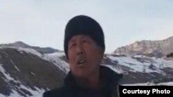 Ырысбек Узенов.