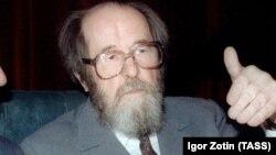 Alexander Solzhenitsyn,1997