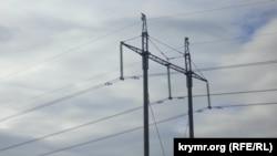 Линии электропередачи Крыму