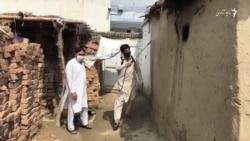 روستای با نخستین قربانی کرونا در پاکستان