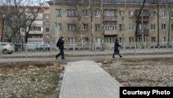 Ворот больше нет. Фото: Дмитрий Самойлов