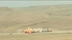 Gürcüstanda NATO-nun hərbi təlimləri [Video]